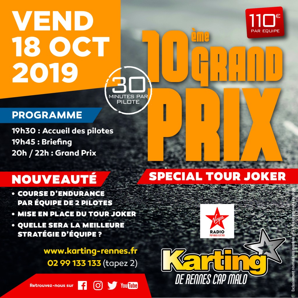10 ème grand prix