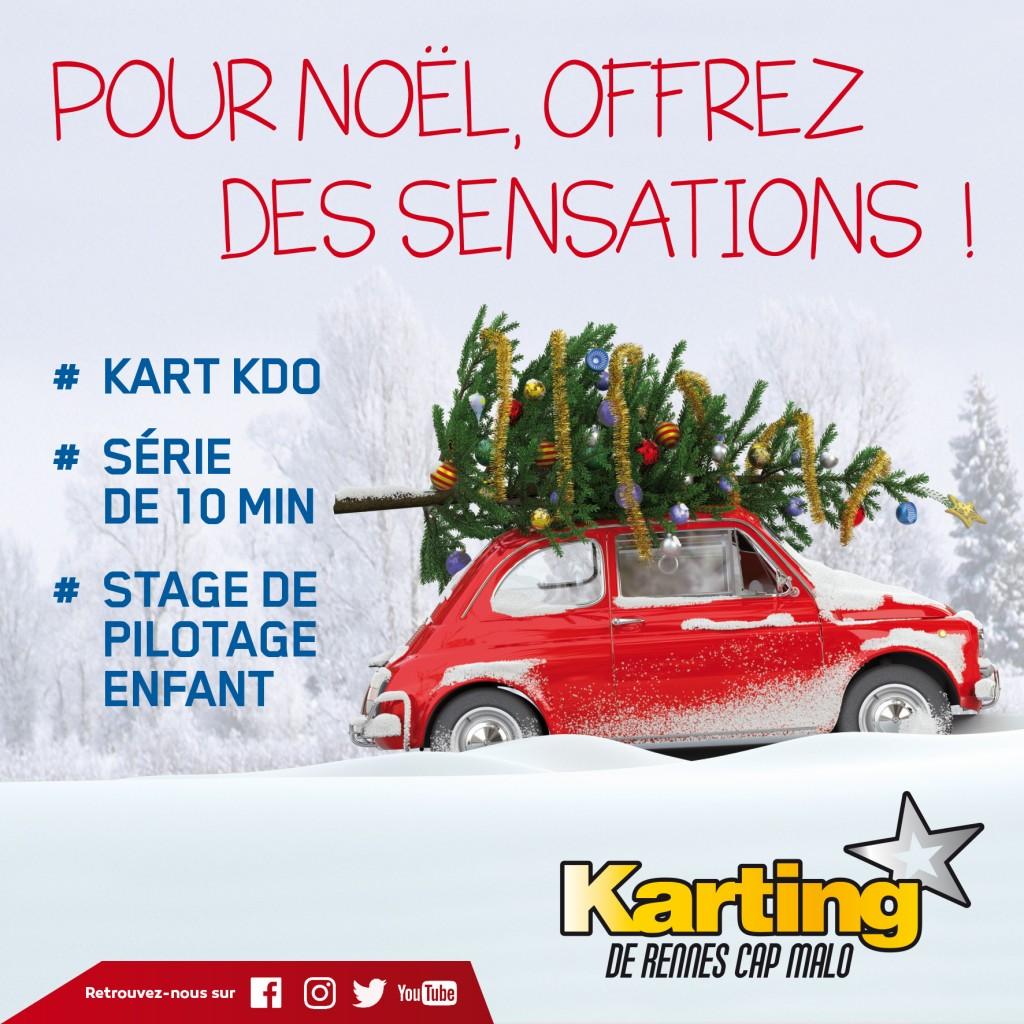 Noel 2017 karting rennes