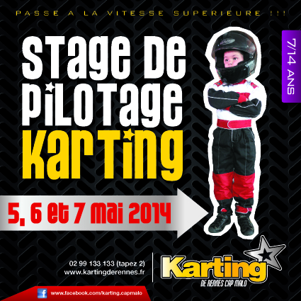 stage de pilotage karting enfant. Black Bedroom Furniture Sets. Home Design Ideas