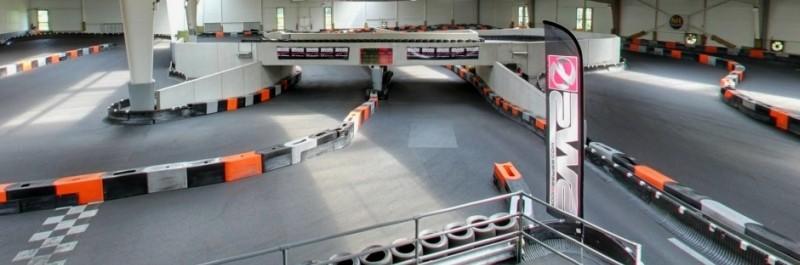 Karting Indoor en Bretagne