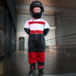 Stages de pilotage karting kids