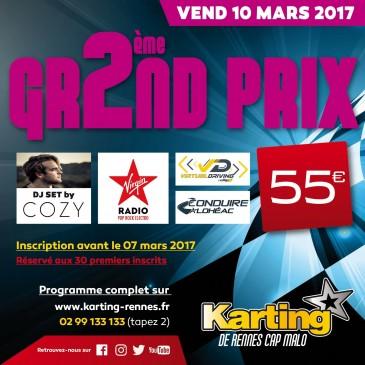 Grand prix de karting mars 2017