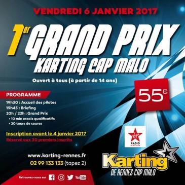 Grand prix de karting janvier 2017