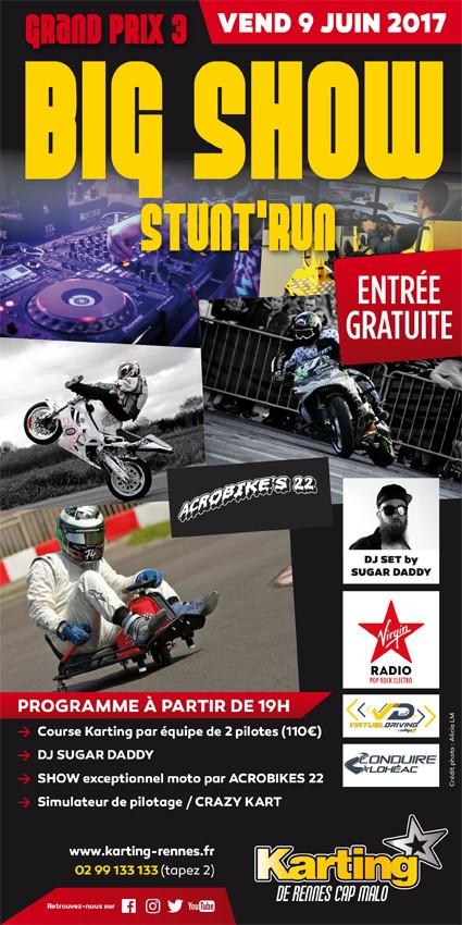 événement karting rennes 9 juin